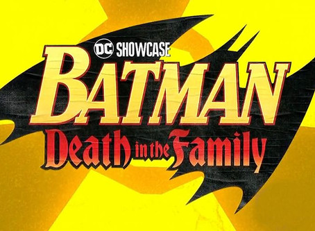 Batman: Death in the Family lanza créditos de apertura animados