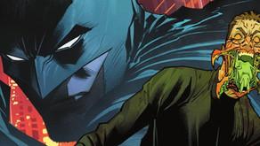 La versión de Venom de Batman es aún más repugnante que la de Marvel