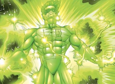 Un Green Lantern era más poderoso que el Dr. Manhattan de Watchmen