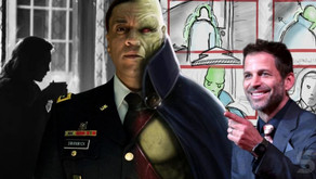 El actor de Martian Manhunter confirma su aparición en Justice League Snyder Cut
