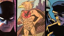 DC trae de vuelta al otro compañero secreto de Batman, el águila
