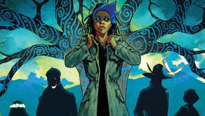 Los creadores de Bone Parish se reúnen para la nueva serie de cómics de terror Basilisk