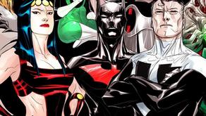 Justice League Beyond: Quién es quién en el equipo del futuro DCAU