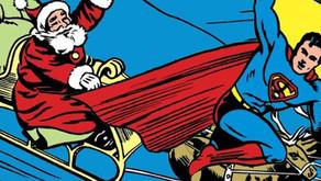 ¿El noveno reno de Santa es en realidad Superman?