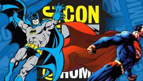 DC anuncia los paneles Comic-Con @ Home 2021