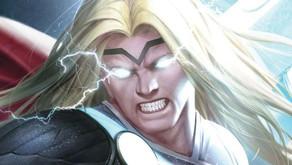 Thor acaba de desatar uno de sus ataques más espectaculares