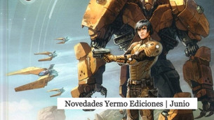 Novedades Yermo Ediciones Junio 2021