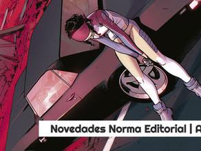 Novedades Norma Editorial | Abril