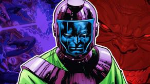 Kang intentó destruir a los Vengadores haciendo que Hulk matara a Bruce Banner