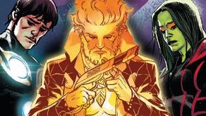 Guardianes de la Galaxia: la forma final de Star-Lord tiene otra formidable habilidad
