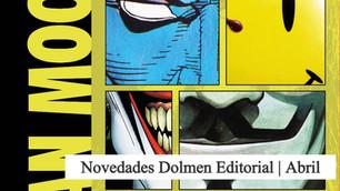 Novedades Dolmen Editorial | Abril