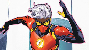DC Comics presenta el nuevo flash