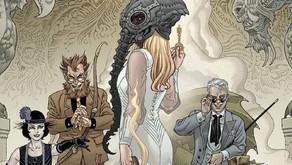 Los universos Locke & Key y Sandman chocan en una nueva vista previa de IDW