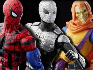 Marvel Legends: todo lo que necesitas saber sobre la próxima ola de Spider-Man de Hasbro