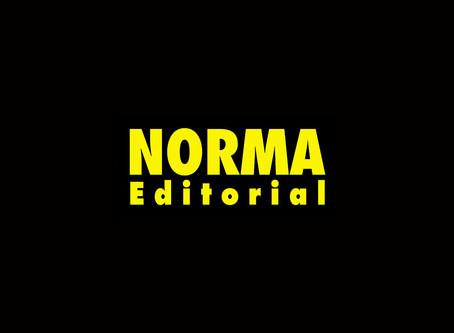 Novedades Norma Editorial Octubre 2020