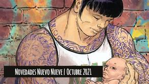 Novedades Nuevo Nueve | Octubre 2021