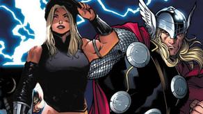 Marvel presenta a la hija de Thor con un martillo