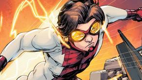 La versión más rápida de The Flash es Bart Allen, no Barry o Wally