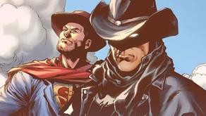 Batman y Superman se están convirtiendo en héroes vaqueros