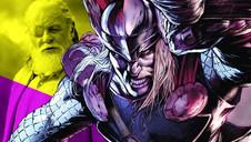 Por qué Thor eligió no resucitar a Odin en los cómics