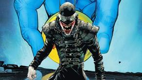 El Batman que se ríe acaba de recibir una actualización de Watchmen