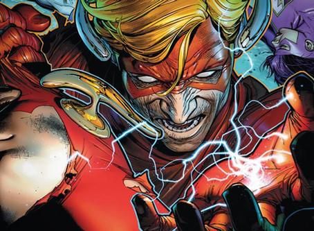 Wally West está matando a la familia Flash en el Future State de DC