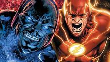 Darkseid está empujando a Flash por un camino ineludible