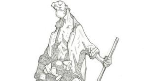 El cuaderno de cuarentena de Mike Mignola será publicado por Dark Horse Comics