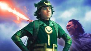 Loki: ¿Qué tiene de especial la espada del Loki niño?