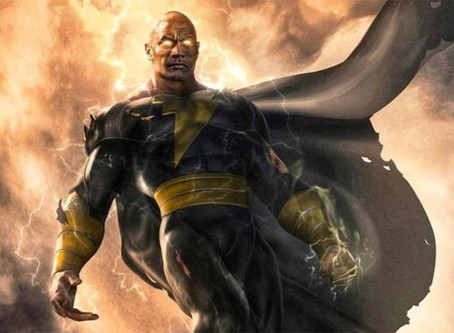 Black Adam: The Rock confirma que participará en el DC FanDome