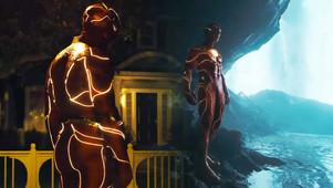 The Flash: Vista completa del disfraz de Ezra Miller