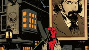 La nueva serie Hellboy: The Silver Lantern Club llegará este otoño