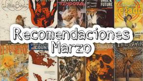 Recomendaciones | Marzo