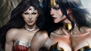 La versión de Marvel de Wonder Woman brilla en una nueva portada de cómic