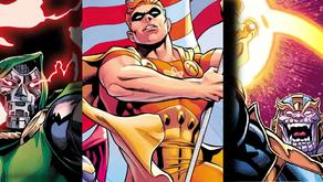 Marvel lanza el tráiler de Heroes Reborn