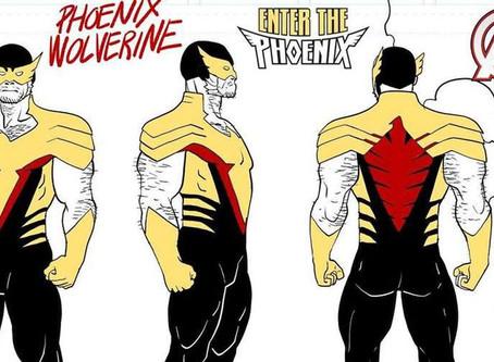 Los diseños de personajes de Enter the Phoenix de Marvel dan a los Vengadores un impulso de poder
