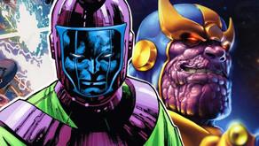 Thanos vs Kang: ¿Quién es el villano más fuerte de Marvel?
