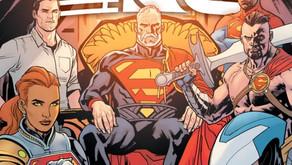 DC Comics estrena el nuevo Superman de la Tierra