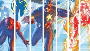 Alex Ross estrena diseños para cuatro nuevos personajes de Marvel