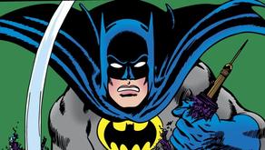 El entrenamiento de Batman comenzó en secreto mucho antes de que los fans se dieran cuenta