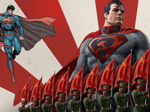 El superman ruso de Red Son podría vencer fácilmente a su homólogo estadounidense