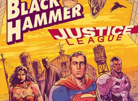 Black Hammer Justice League