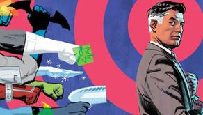 DC revive Human Target para un título Black Label, por Tom King y Greg Smallwood