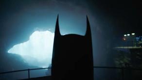 The Flash estrena la primera mirada al traje de Batman de Michael Keaton