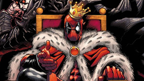 Marvel muestra por qué Deadpool nació para ser el rey de los monstruos