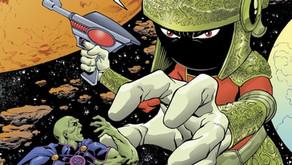 La batalla más trágica de Martian Manhunter fue contra ... ¿Marvin el marciano?