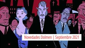 Novedades Dolmen | Septiembre