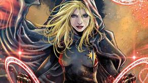 Revelado el nuevo disfraz mágico de Capitana Marvel