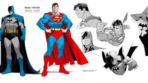 Batman y Superman traen a Mark Waid de regreso a DC para una nueva historia