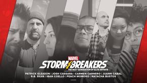 Marvel reconoce a su próxima clase de 'artistas de élite' como Stormbreakers